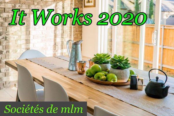 It Works 2021 : mon avis sur le top 3 produits et la rémunération