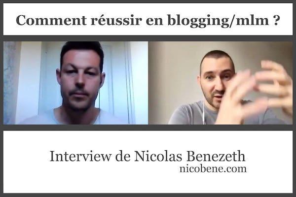 Comment réussir en blogging/mlm ? De 0 à 5.000€ par mois