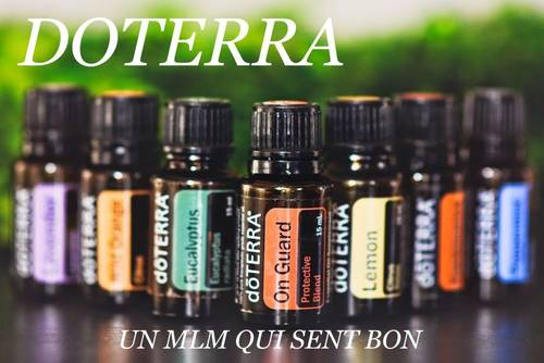 Avis DoTerra France, mlm huiles essentielles