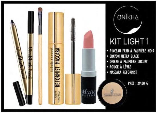 kit light onikha